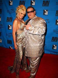 Bubba and Stormy Daniels