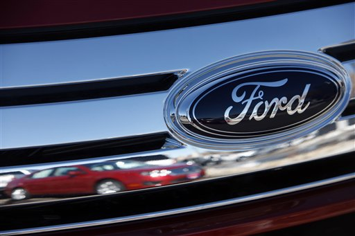 Earns Ford