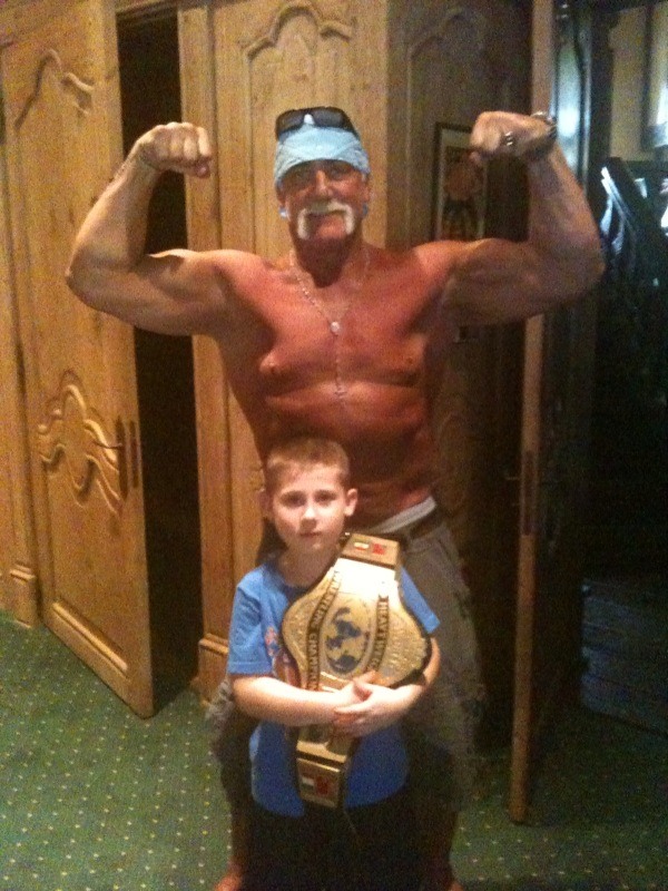 Tyler and Hogan